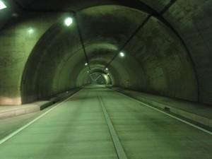 トンネル フリー画像