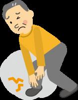 有痛性外脛骨 足の痛みの画像