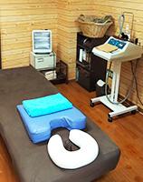 keiwa整骨院・個室ベッド