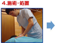 4.施術・処置